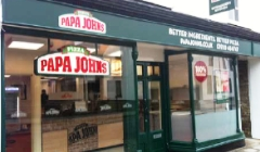 Papa John's Fast Food Business | Pizza Delivery Franchise