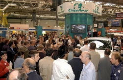 Lots on offer at the National Franchise Exhibition