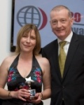 TaxAssist Accountant's Sarah Robertson scoops Marketing Award
