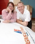 Meet Signs Express (Leeds) Franchisees Dave & Kim Nurse