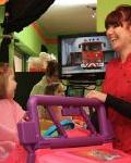 No more tears as Sharkey's puts fun into kids haircuts