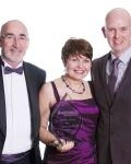Four Awards In One Night For Elaine and Mike Hurley Dream Doors Oxford