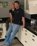 Meet Rob & Georgina Douthwaite from Granite Transformations in Lymington