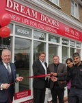 Gala opening of new Dream Doors showroom in Caversham